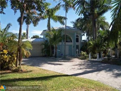 Pompano Beach Single Family Home For Sale: 950 SE 4th Ave