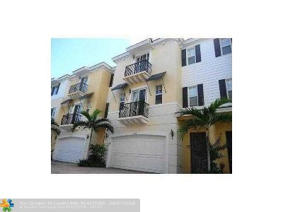 Boca Raton Condo/Townhouse For Sale: 612 NW 38th Cir #612
