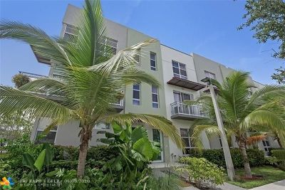 Oakland Park Condo/Townhouse Backup Contract-Call LA: 4339 NE 1st Ter #4339