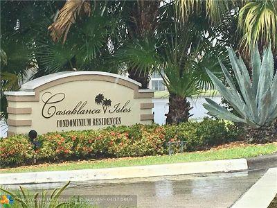 Boynton Beach Condo/Townhouse For Sale: 815 W Boynton Beach Blvd #10-205