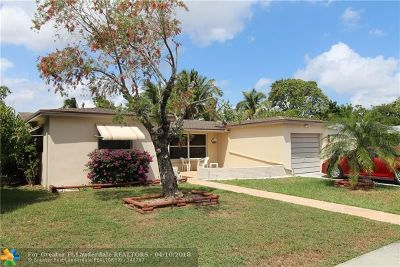 Margate Single Family Home Backup Contract-Call LA: 6645 NW 3rd St