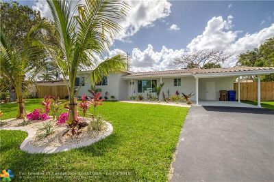 Deerfield Beach Single Family Home For Sale: 943 SE 13th Ave