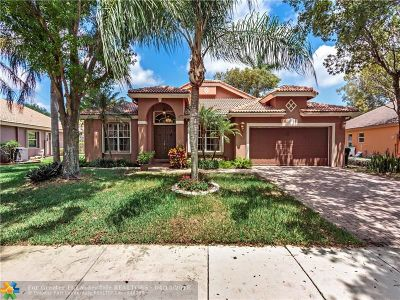 Coconut Creek Single Family Home For Sale: 5682 NW 41st Ave