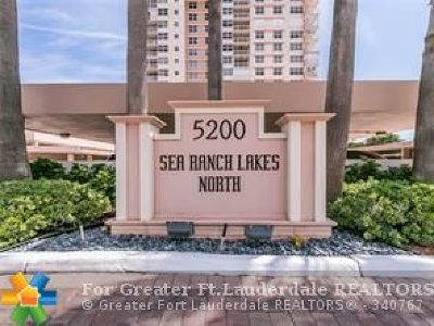 Lauderdale By The Sea Condo/Townhouse For Sale: 5200 N Ocean Blvd #512 B