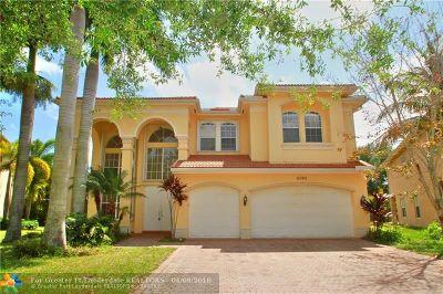 Boynton Beach Single Family Home For Sale: 11085 Misty Ridge Way
