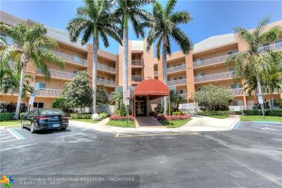 Tamarac Condo/Townhouse For Sale: 7725 Yardley Dr #212