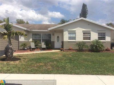 Boca Raton Single Family Home Backup Contract-Call LA: 22722 SW 65th Cir