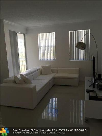 Aventura Rental For Rent: 3215 NE 184th St #14406