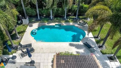 Wilton Manors Single Family Home For Sale: 61 NE 26th Ct