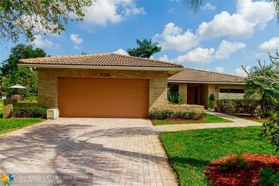 Coral Springs FL Single Family Home For Sale: $434,800