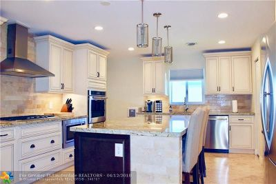 Pompano Beach Single Family Home For Sale: 280 SE 1st Ave