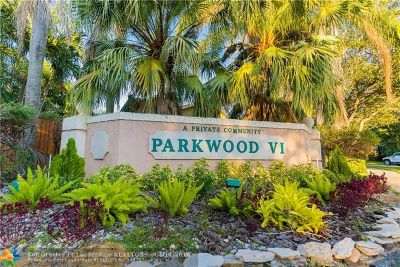 Coconut Creek Single Family Home For Sale: 6644 NW 42nd Ter