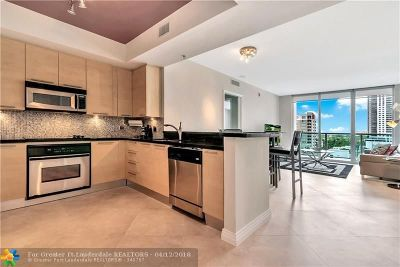 Fort Lauderdale Condo/Townhouse For Sale: 350 SE 2nd St #1060