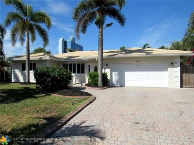 Pompano Beach Single Family Home For Sale: 1531 SE 24th Ave