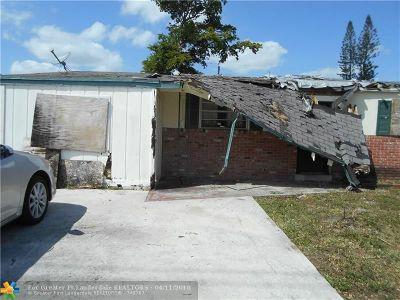 Margate Single Family Home Backup Contract-Call LA: 6319 Southgate Blvd