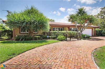 Fort Lauderdale Single Family Home Backup Contract-Call LA: 2648 NE 35th St