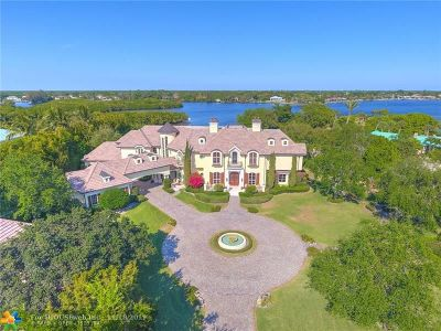 Single Family Home For Sale: 6431 River Pointe Way