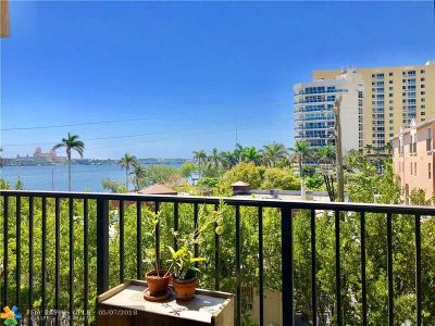 West Palm Beach Condo/Townhouse For Sale: 1801 N Flagler Dr #412