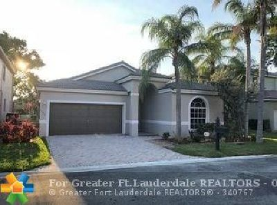 Coral Springs Single Family Home For Sale: 1124 NW 117th Ave