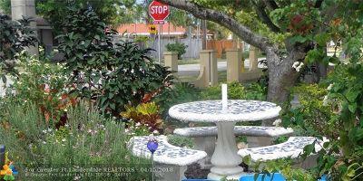 Oakland Park Multi Family Home Backup Contract-Call LA: 1682 NE 33rd St