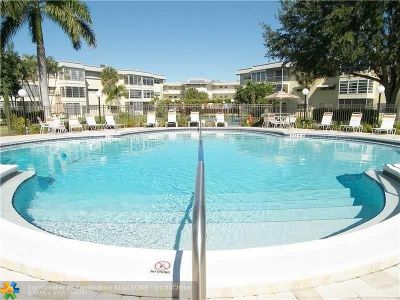 Lauderhill Condo/Townhouse For Sale: 4321 NW 16th St #107C