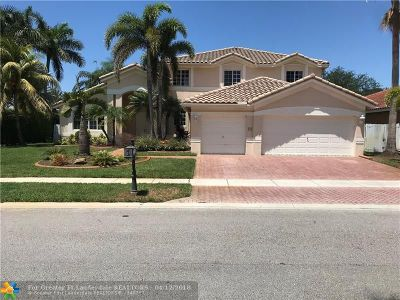Miramar Single Family Home For Sale: 14591 SW 37th St