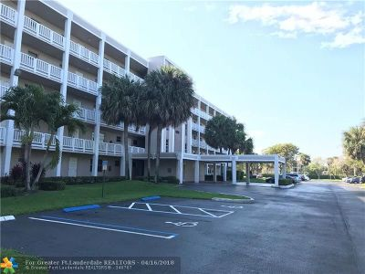 Coral Springs Condo/Townhouse For Sale: 1075 Riverside Dr #207