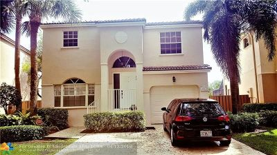 Plantation Single Family Home For Sale: 10870 NW 12th Pl