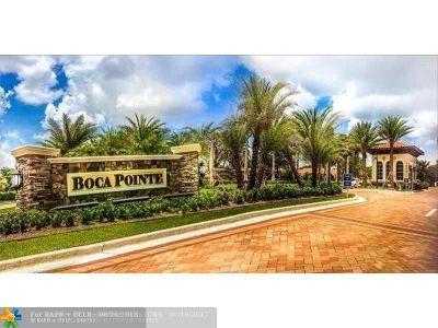 Boca Raton Single Family Home For Sale: 7419 Panache Way
