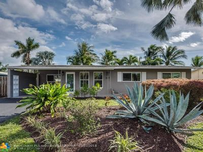 Wilton Manors Rental For Rent: 2624 NW 5th Ave