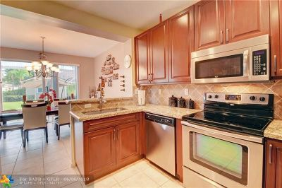 Parkland Condo/Townhouse Backup Contract-Call LA: 12644 NW 56th St #1