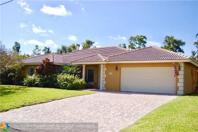 Deerfield Beach Single Family Home For Sale: 1106 Little Harbor Drive