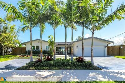 Pompano Beach Single Family Home For Sale: 310 SE 3rd St