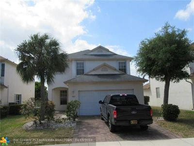 Single Family Home For Sale: 1163 Winding Rose Way