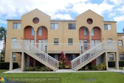 Fort Lauderdale Condo/Townhouse For Sale: 5200 NW 31st Ave #A12