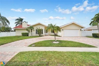 Coconut Creek Single Family Home Backup Contract-Call LA: 4951 NW 7th St