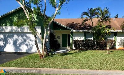 Lauderhill Single Family Home For Sale