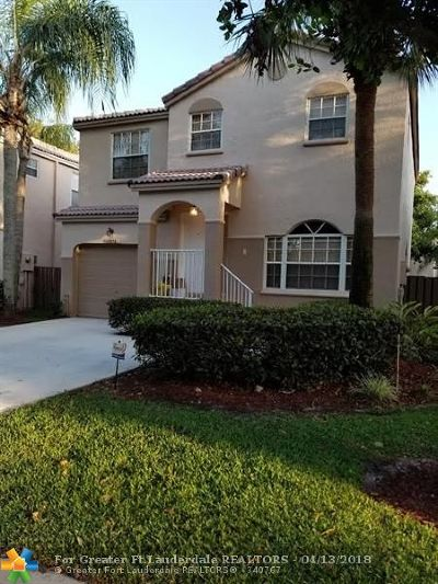 Plantation Single Family Home For Sale: 10972 NW 12th Ct