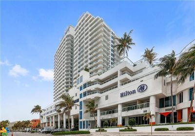 Fort Lauderdale Condo/Townhouse For Sale: 505 N Ft Laud Bch Blvd #1103