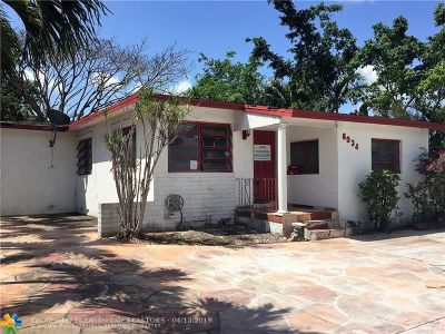Miami Single Family Home For Sale: 6034 SW 24