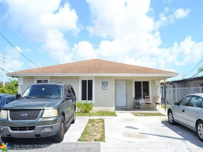 Miami Multi Family Home For Sale: 789 NW 70th St