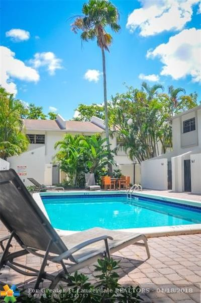 Fort Lauderdale Condo/Townhouse For Sale: 555 NE 7th Ave #5