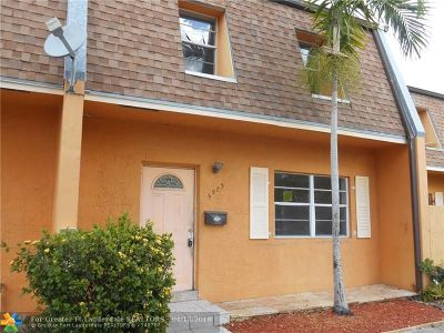 Sunrise Condo/Townhouse For Sale: 5975 NW 25th Ct #213