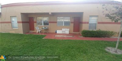 Deerfield Beach Multi Family Home Backup Contract-Call LA: 272 SW 3rd St