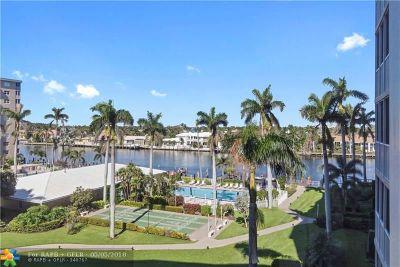 Highland Beach Condo/Townhouse For Sale: 3224 S Ocean Blvd #509-B