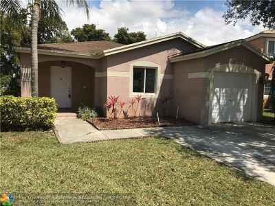 Deerfield Beach Single Family Home For Sale: 1206 SW 46th Ave