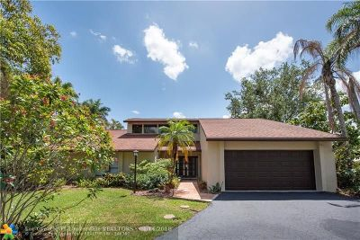 Davie Single Family Home Backup Contract-Call LA: 6120 SW 51st Ct