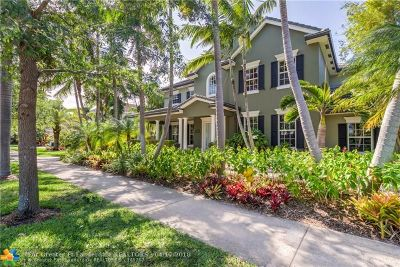 Wilton Manors Single Family Home For Sale: 633 NE 20th St