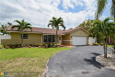 Coral Springs Single Family Home For Sale: 7500 NW 42nd St