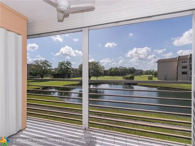 Sunrise Condo/Townhouse For Sale: 10180 NW 30th Ct #210